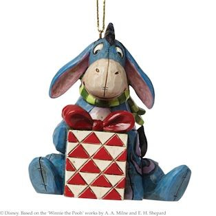 Disney Traditions, Jim Shore - Eeyore Ornament / I-Ah Anhänger