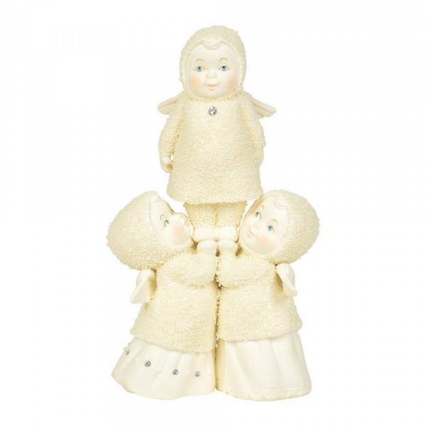 Kristi Jensen Piero, Snowpinions, Snowbabies, Department 56, Angels on High, 6003519