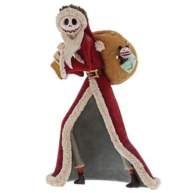 Disney Showcase, Santa Jack Skellington, A Nightmare Before Christmas