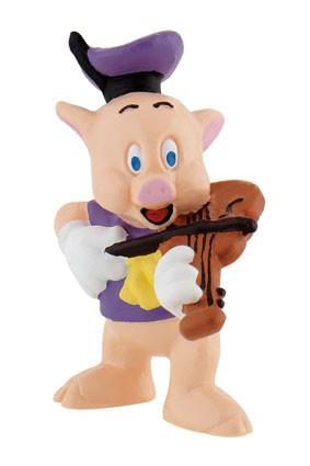 Bullyland, Die drei kleinen Schweinchen, Schweinchen Fiedler