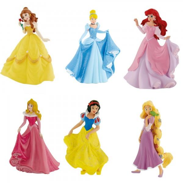 Bullyland, Die Schöne und das Biest, Beauty and the Beast, Belle, Schneewittchen, Cinderella, Rapunzel, Aurora, Dornröschen, Arielle, BU-12501_08