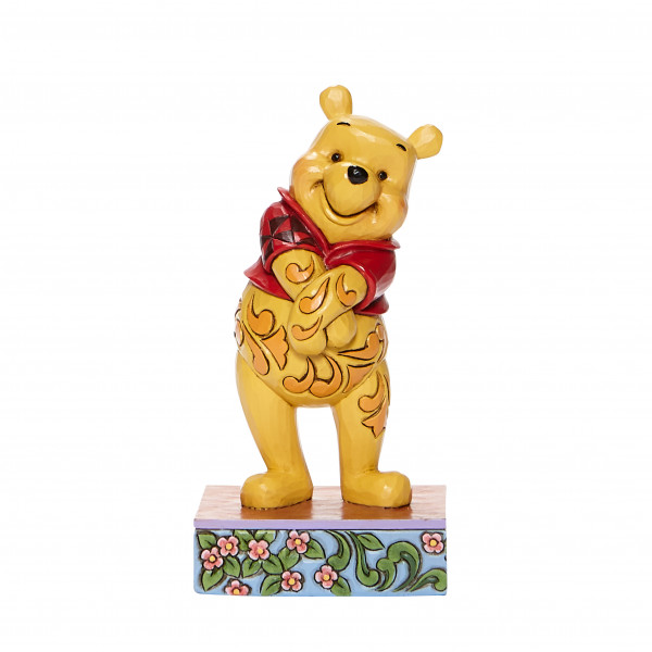 Disney Traditions, Jim Shore, Jim Shore Disney, Jim Shore Disneyfigur, Jim Shore Disney Figur, Beloved Bear, Winnie the Pooh, geliebter Bär, Winnie Puuh, 6008081, A.A. Milne