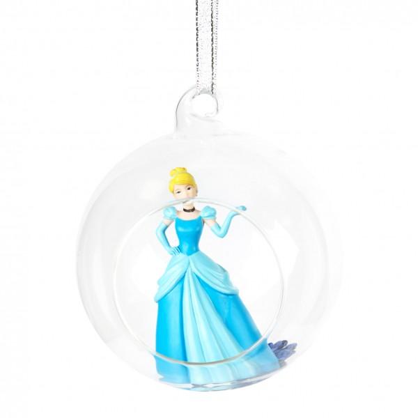 Widdop, Disney by Widdop, DIsney Classic, Walt Disney Disneyfigur, Cinderella, Weihnachtsschmuck, Anhänger, Tannenbaumanhänger, Weihnachtsanhänger, Weihnachtskugel, XM5707