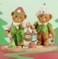Cherished Teddies, Tom & Ted