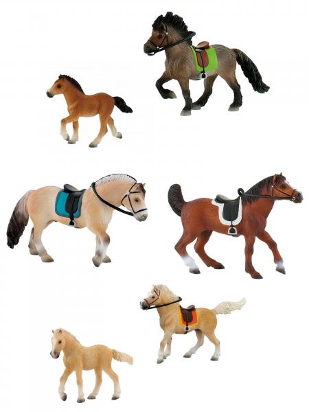 Bullyland, Pferd, Pferde, Isländer, Kaphengst