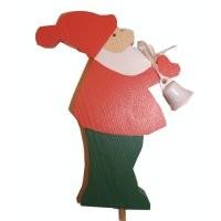Weihnachtsmann, Oberteil rot