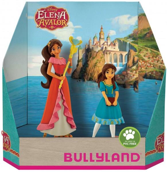 Bullyland, Elena Avalor, Geschenkset, Elena und Isabel