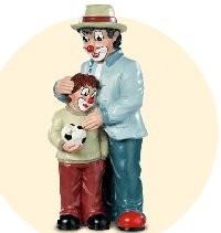 Gilde Handwerk, Gilde Clowns, Der Traurige