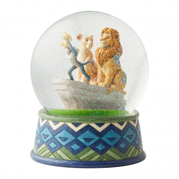 Disney Traditions, Walt Disney, The Lion King Waterball, König der Löwen Schneekugel, 6007083