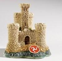 Lilliput Lane, Miniaturhäuser, Miniaturhaus, Cottage, The Tower of Refuge