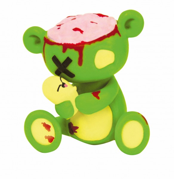Zonbi-Teddy & Boo - Pummel & Friends