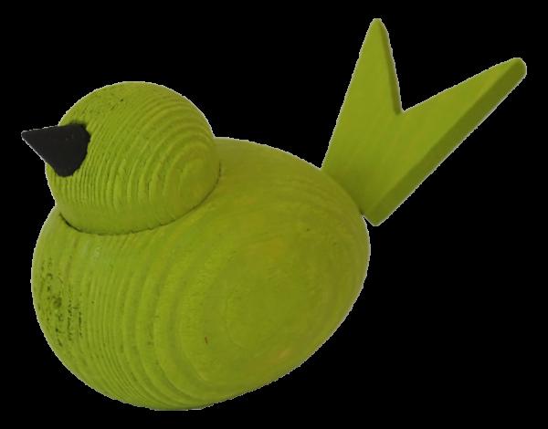 Sebastian Design, Candlering, Kerzenring, Skandinavischer Holzkranz, Skandinavische Kerzenringe, massiver Vogel in limette, 46-180-140