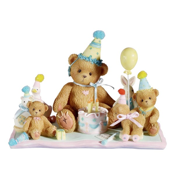 Cherished Teddies, A Special Birthday Celebration