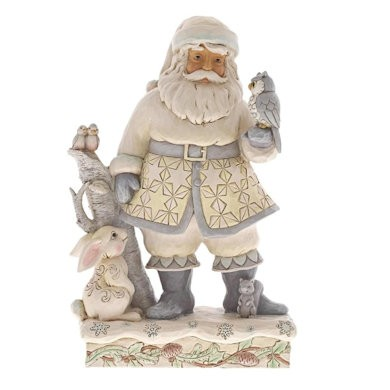 Heartwood Creek, Jim Shore, Friends For All Seasons Santa, Weihnachtsmann