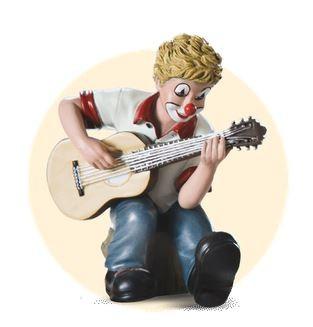 Gilde Handwerk, Gilde Clowns, Der Gitarrenspieler
