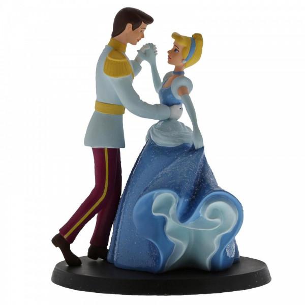 Enchanting Disney Collection, Walt Disney, Cinderella Wedding Cake Topper, A29341, Hochzeitstortenfigur