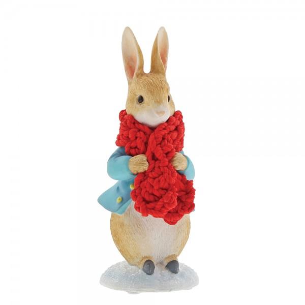 Beatrix Potter, Beatrix Potter Collection, Peter Rabbit, Benjamin Bunny, Flopsy, Jemima Puddle-Duck, Jeremy Fisher, A30179, Peter Rabbit in a Festive Scarf