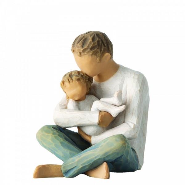 Willow Tree, Willowtree, Demdaco, Susan Lordi, Little One, 27922, Für immer mein Kleines Angel, Engel, Figure, Figurine, Figur, Skulptur