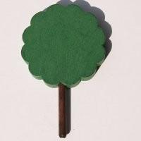 Sommerbaum für Kerzenring klein