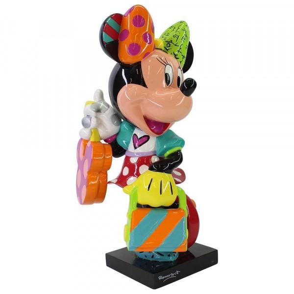 Romero Britto Pop Art aus Miami - Minnie Mouse Fahionista / Trendsetterin Minnie