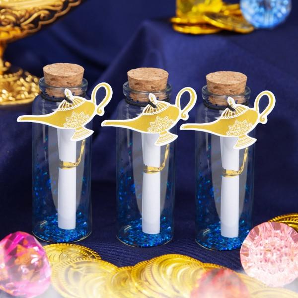Disney Aladdin - Three Wish Jars / Drei Wunschröhrchen