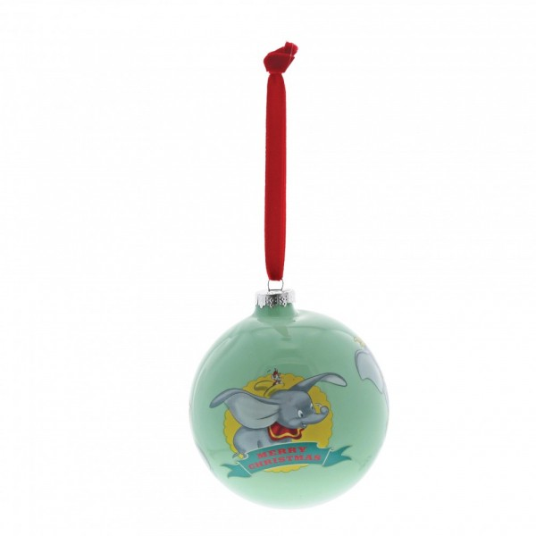 Enchanting Disney Collection, Walt Disney, Dumbo, Dumbo Weihnachtskugel, Christmas Bauble, A29720