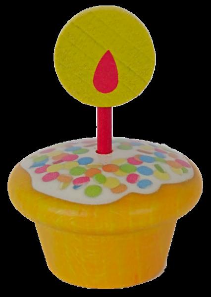 Sebastian Design, skandinavische Kerzenringe, Kerzenring, Kerzenringe, Holzkranz, Steckfigur, Candlerings, skandinavische Dekoration, Geburtstagsmuffin, Muffin, Cupcake