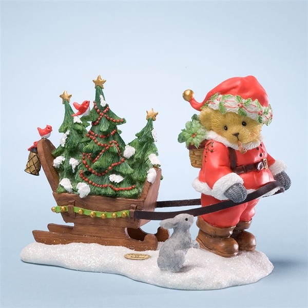 Cherished Teddies, Foster, Santa Series