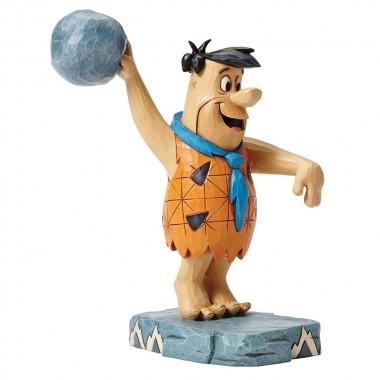 Jim Shore, The Flintstones, Fred Flintstone, Fred Feuerstein, Twinkle Toes
