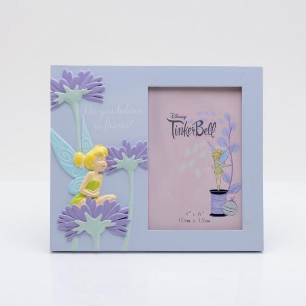 Widdop, Disney, Walt Disney, Walt Disney Figur, Tinker Bell, Tinkerbell, Tinkerbell Photo Frame, Tinkerbell Bilderrahmen, DI786