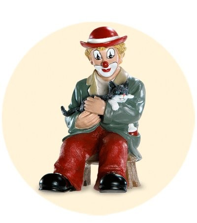 Gilde Handwerk, Gilde Clowns, Das Katzenbaby