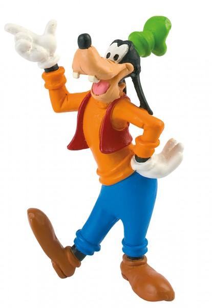 Bullyland, Micky Maus, Mickey Mouse, Goofy, Walt Disney, 15346