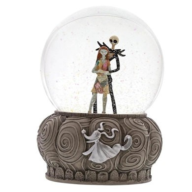 Disney Showcase, The Nightmare Before Christmas Ball, Waterglobe, Schneekugel