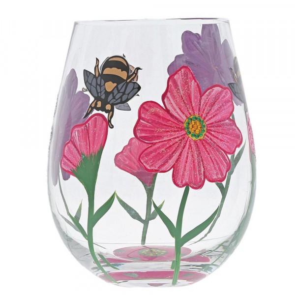 Lolita Weinglas, Lolita Weingläser, Lolita Gläser, Lolita Trinkglas, Lolita Trinkgläser, My Drinking Garden, Garten