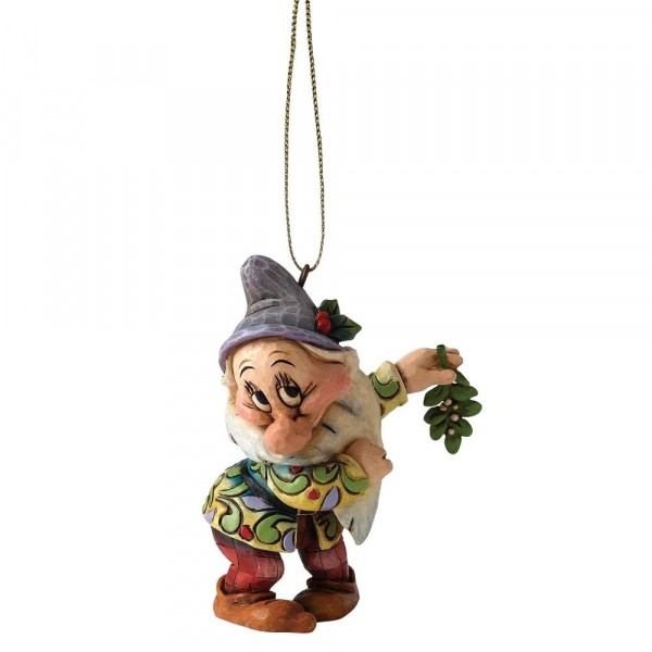 Disney Traditions, Jim Shore, Bashful, Ornament, Anhänger, Schneewittchen