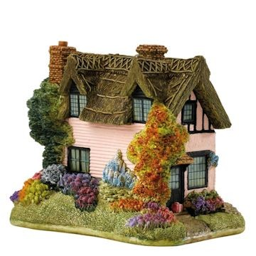Lilliput Lane, Miniaturhaus, Miniaturhäuser, Cottage, No Place Like Mum's