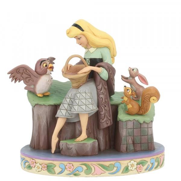 Disney Traditions, Jim Shore - Beauty Rare, Sleeping Beauty 60th Anniversary Piece, Dornröschen, 6005959