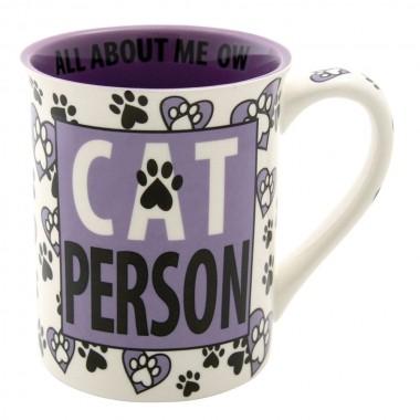 Cat Person Becher
