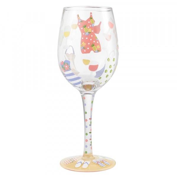 Lolita Glas, Lolita Gläser, Lolita Weinglas, Lolita Weingläser, Cabana Cutie, 6004367