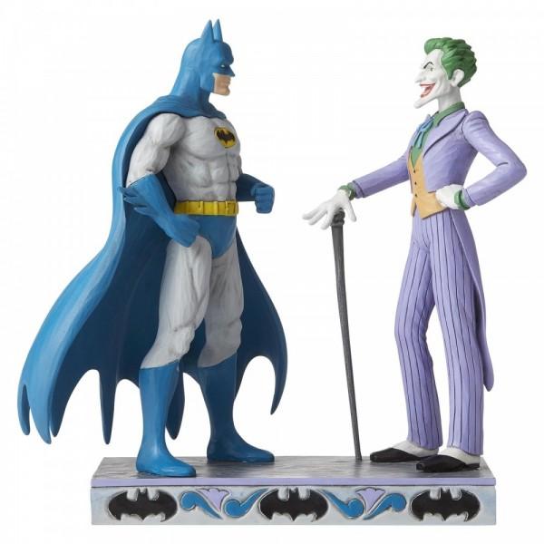 Jim Shore, DC Comics, Heartwood Creek, DC Comics by Jim Shore, Batman and the Joker, Batman und der Joker