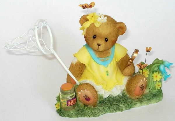 Cherished Teddies, Rona, Chase Your Dreams