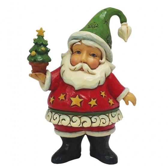 Heartwood Creek, Jim Shore, Mini Santa, Mini Weihnachtsmann