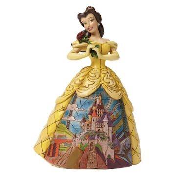 Disney Traditions, Jim Shore - Enchanted Belle / Castle Collection