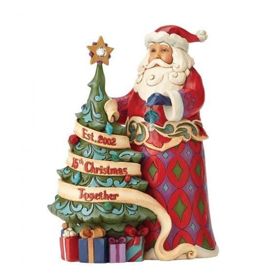 15th Christmas Together Santa