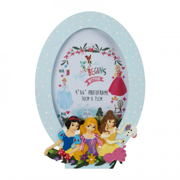 Widdop, Disney by Widdop, DIsney Classic, Walt Disney Disneyfigur, Disney Figur Prinzessinnen Bilderrahmen, Princess frame, DI539