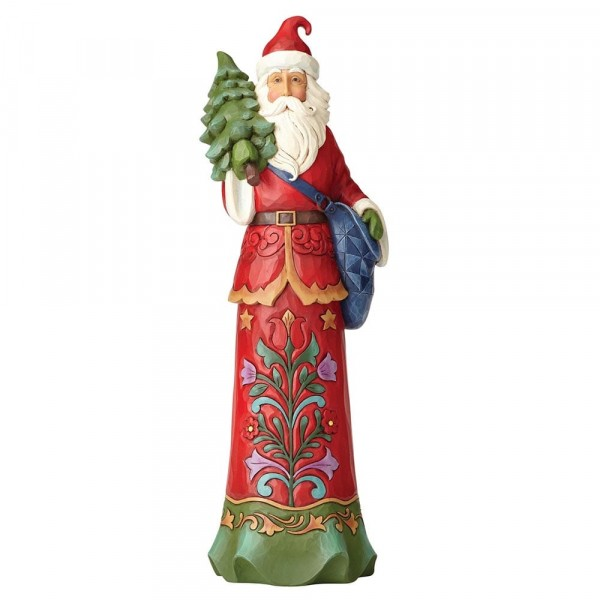Heartwood Creek, Jim Shore, Filling Tall Orders Santa, Weihnachtsmann