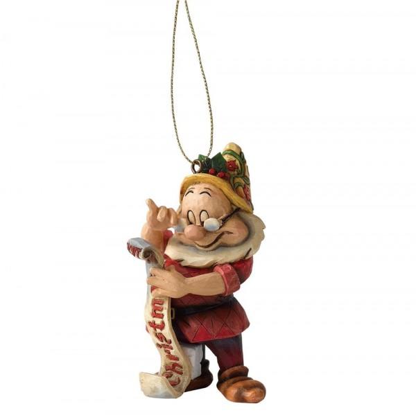 Disney Traditions, Jim Shore, Doc, Ornament, Anhänger, Schneewittchen