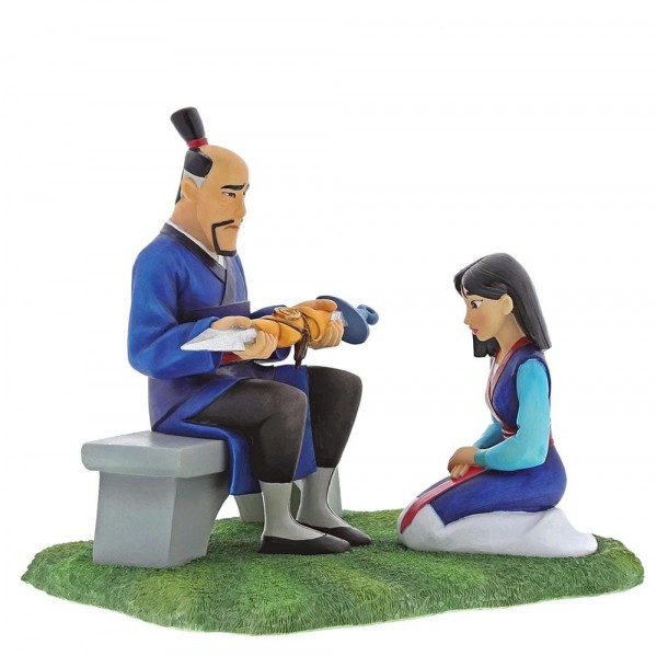 Enchanting Disney, Gifts To Honour, Mulan