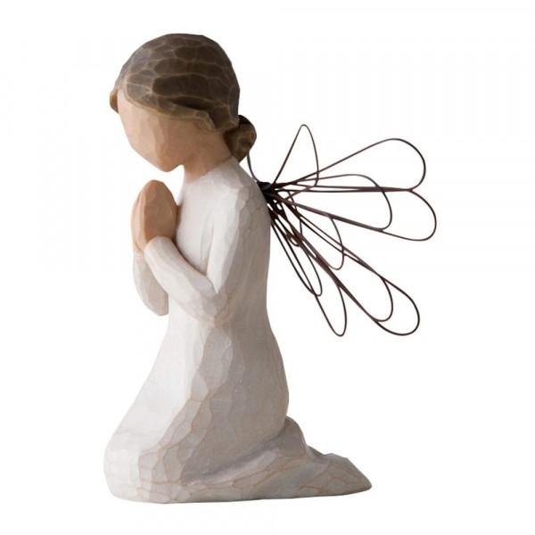 Willow Tree, Willowtree, Demdaco, Susan Lordi, Angel of Prayer, Engel des Gebetes