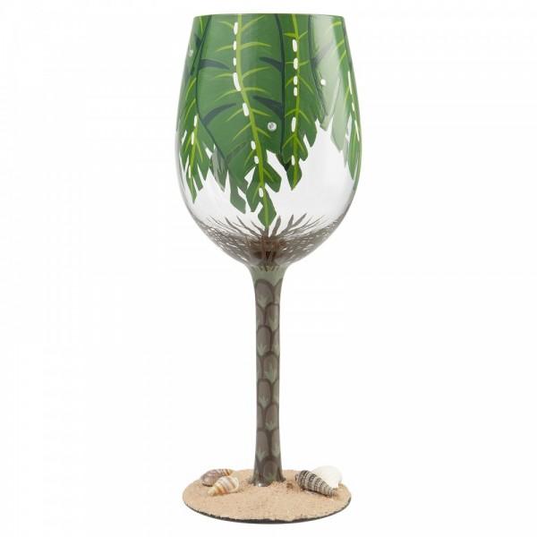 Lolita, Weinglas, Lolita Weingläser, Lolita Gläser, Weinglas, Palm Tree Wine Glass, 6007485